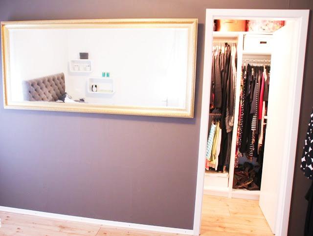 begehbarer Kleiderschrank selbst gebaut - begehbaren Kleiderschrank bauen