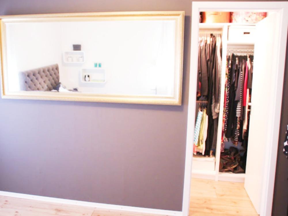 Der begehbare Kleiderschrank – selber bauen! - ordnungsliebe