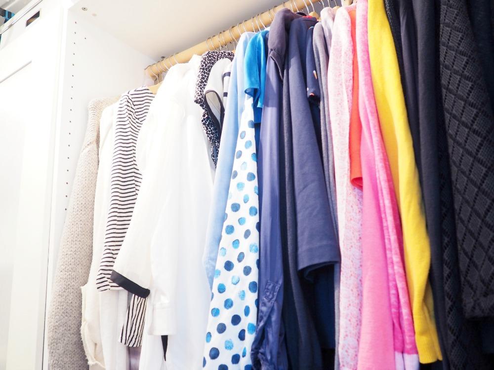 Der perfekte Kleiderschrank - Kleiderbügel
