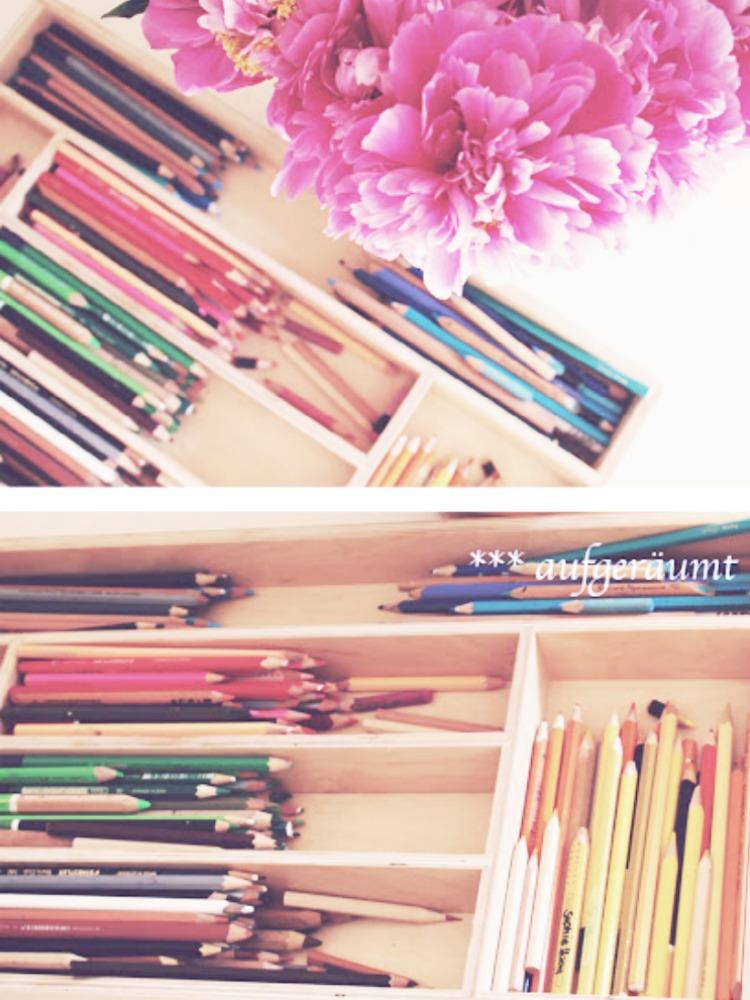Ordnung Im Kinderzimmer Stifte Aufräumen Ordnungsliebe