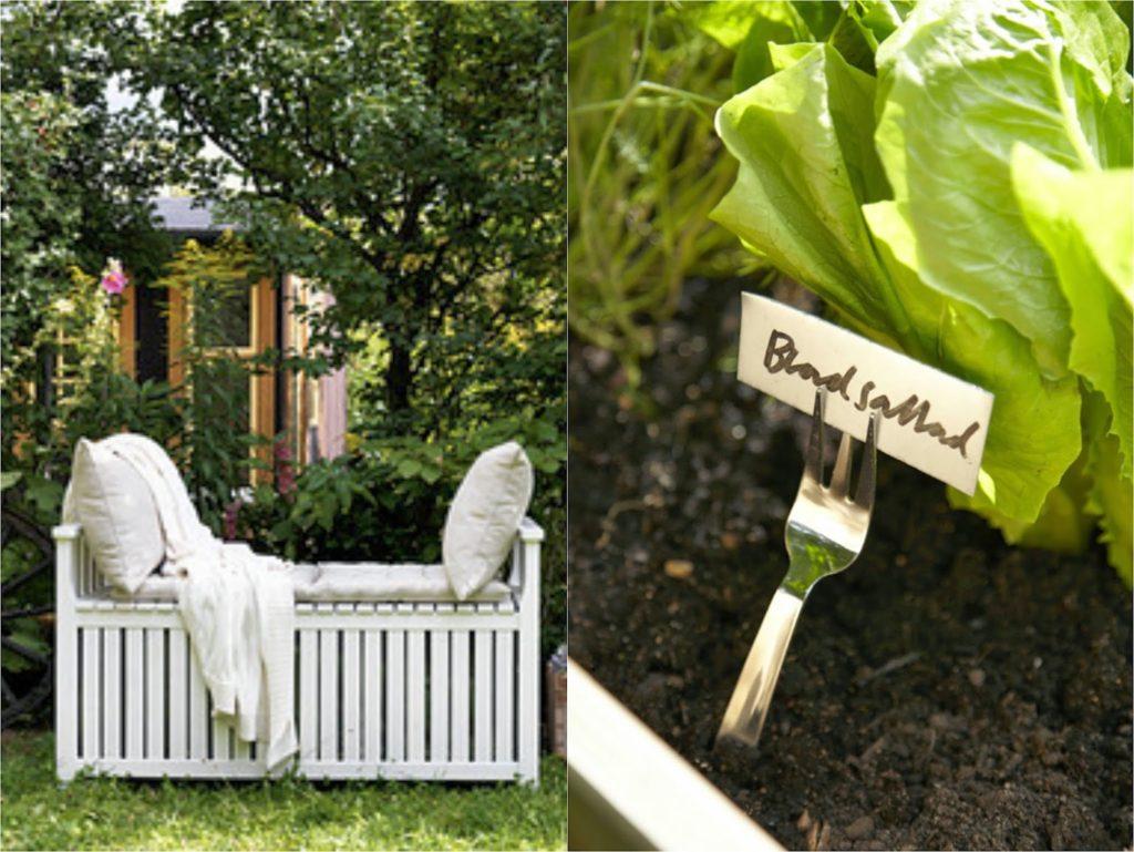 Die Balkonsaison beginnt bald – Tipps für mehr Stauraum auf dem Balkon und im Garten39020