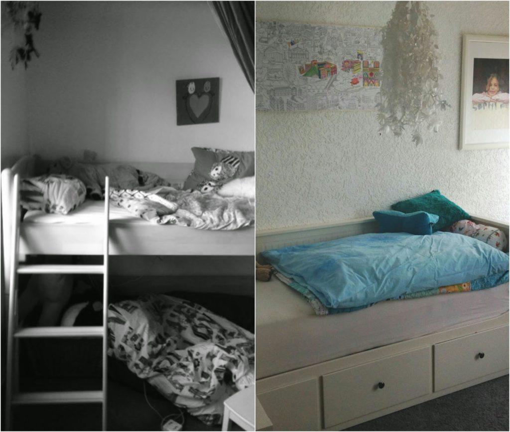 Das große Kinderzimmer Make-Over : Das Kinderzimmer wird zum Mädchenzimmer51837
