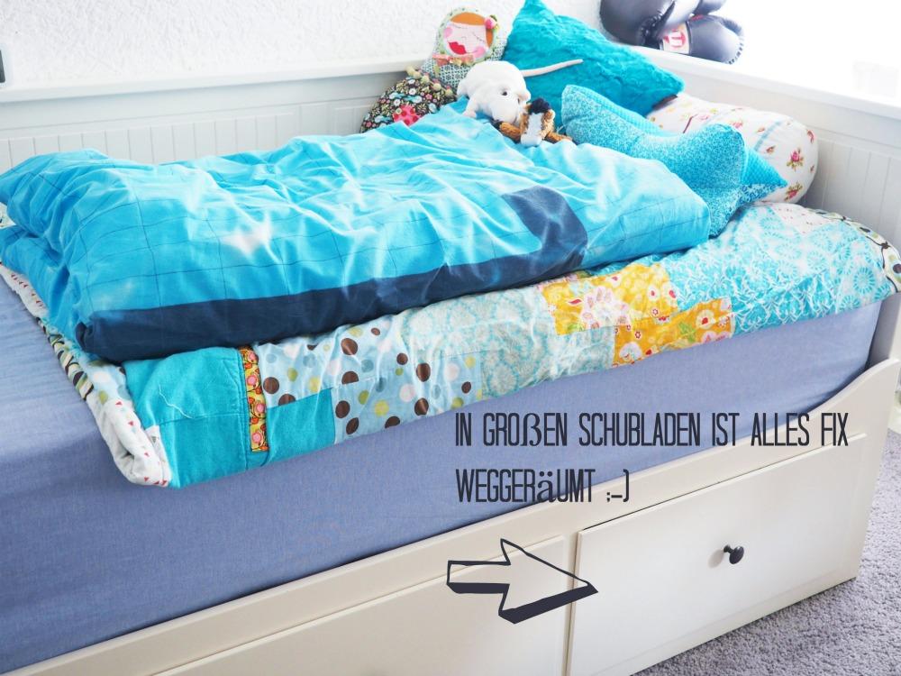 Bett fürs Teeniezimmer