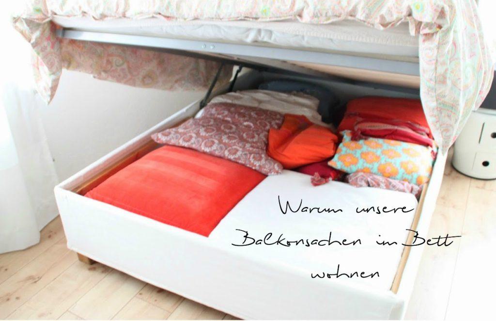 Was unser Bett mit dem Balkon zu tun hat oder unser tolles Stauraumwunder21094