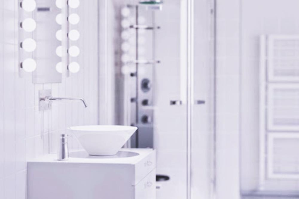 Frühjahrsputz: Das Waschbecken Bild: Fotolia