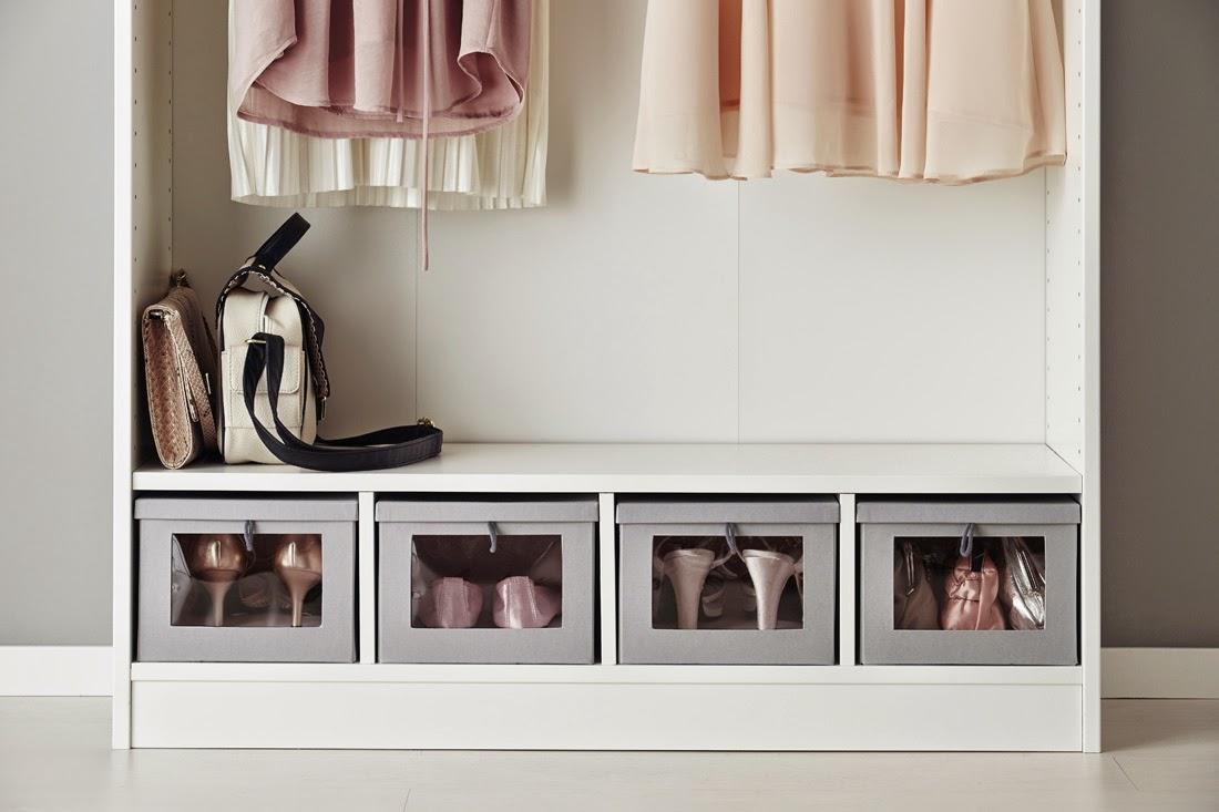 Ikea, mach mich nicht schwach! Der neue begehbare Kleiderschrank ...