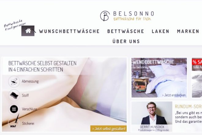 Belsonno Bettwäsche