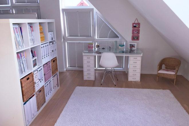 ordentliches Schlafzimmer