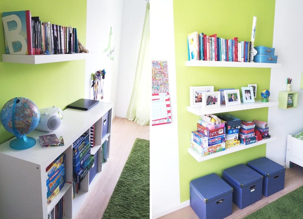 aufr umen leicht gemacht tipps tricks f r mehr ordnung im kinderzimmer ordnungsliebe. Black Bedroom Furniture Sets. Home Design Ideas