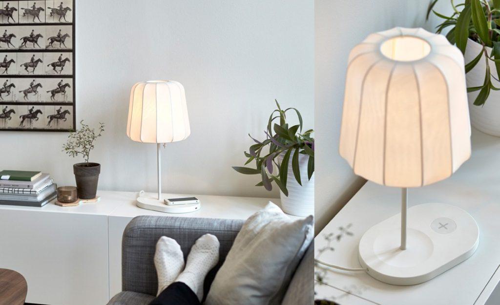 Die neue Design-Kollektion von IKEA mit kabelloser Ladefunktion54180