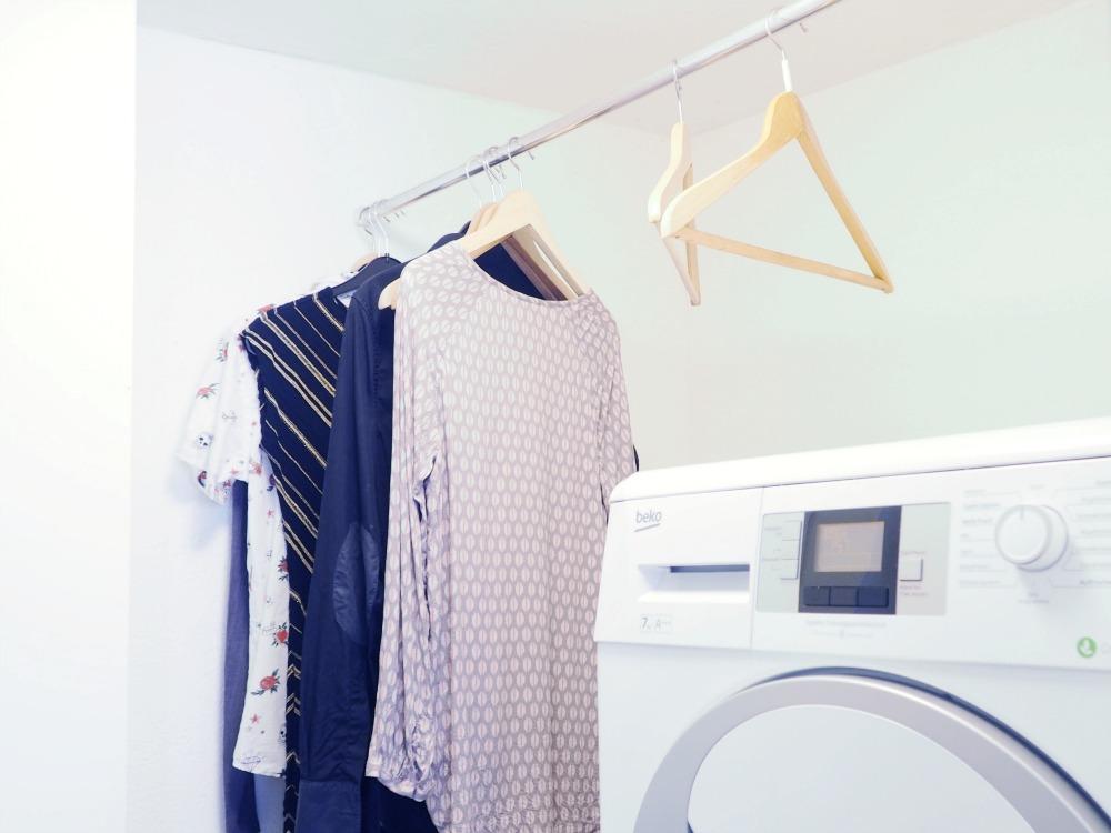 3 Tricks, um die Wäscheberge in den Griff zu bekommen ...