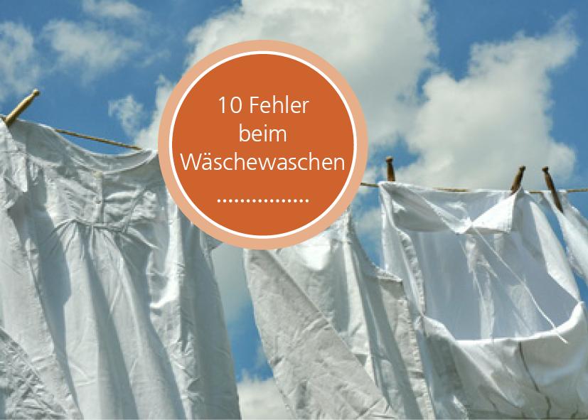 10 Fehler beim Wäschewaschen51479
