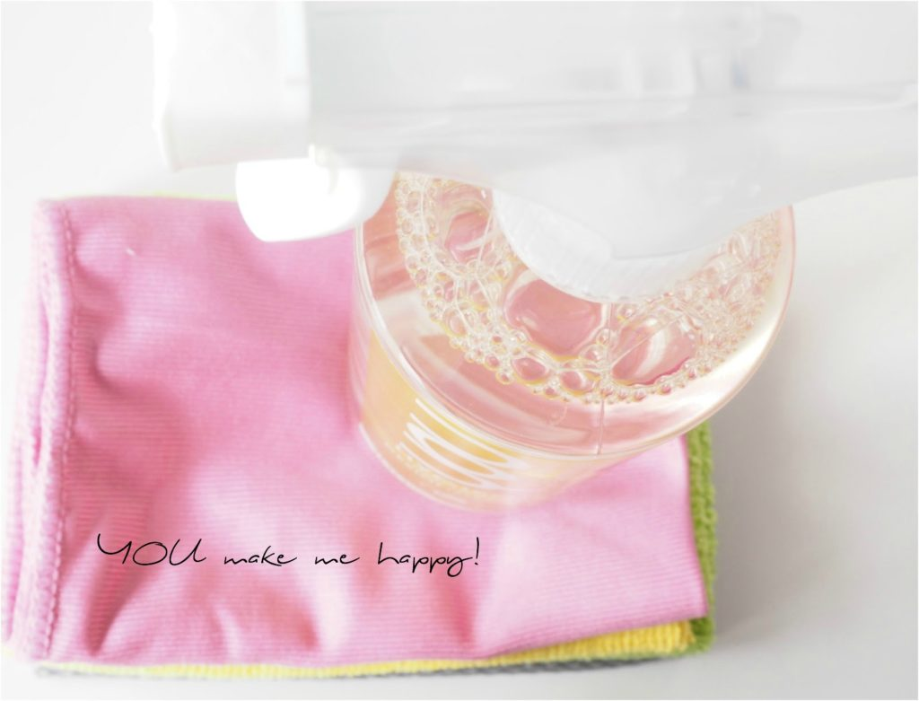 YOU make me happy! Endlich hübsch UND umweltfreundlich putzen! #Werbung95526