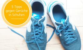 Was tun gegen Gerüche im Schuh?