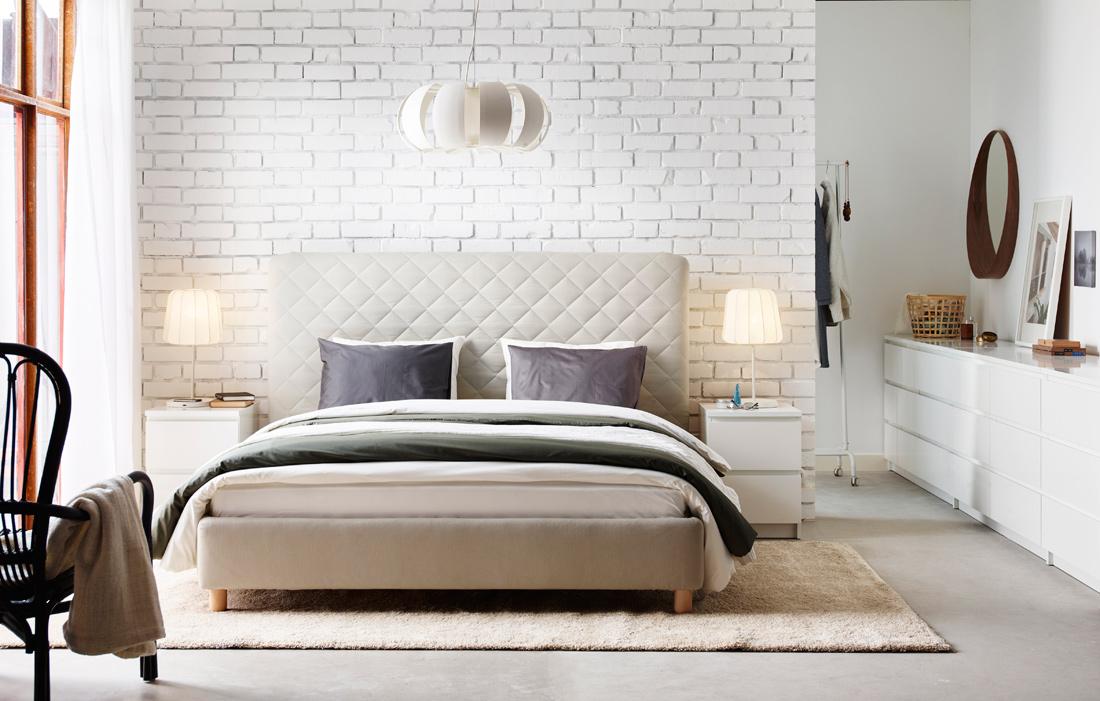 boxspringbetten jetzt auch bei ikea. Black Bedroom Furniture Sets. Home Design Ideas