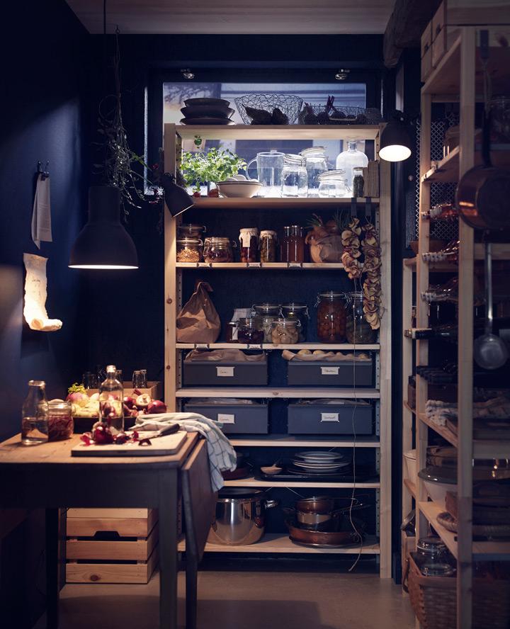 Das perfekte Kellersystem Ivar © Inter IKEA Systems B.V. 2014
