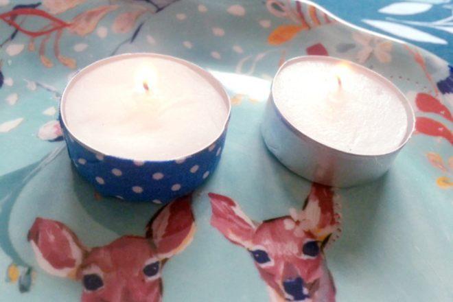 Soll man Kerzen einfrieren