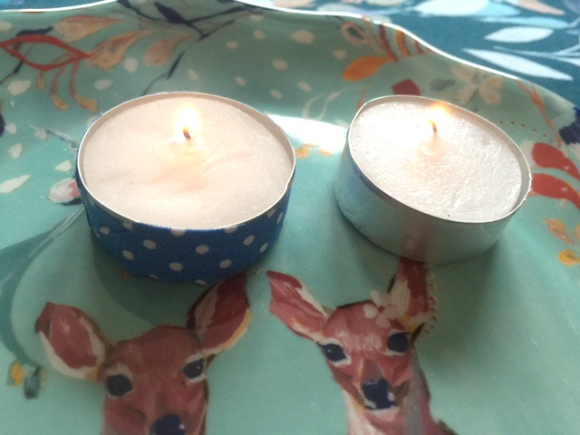 Breent die gekühlte Kerze tatsächlich länger?