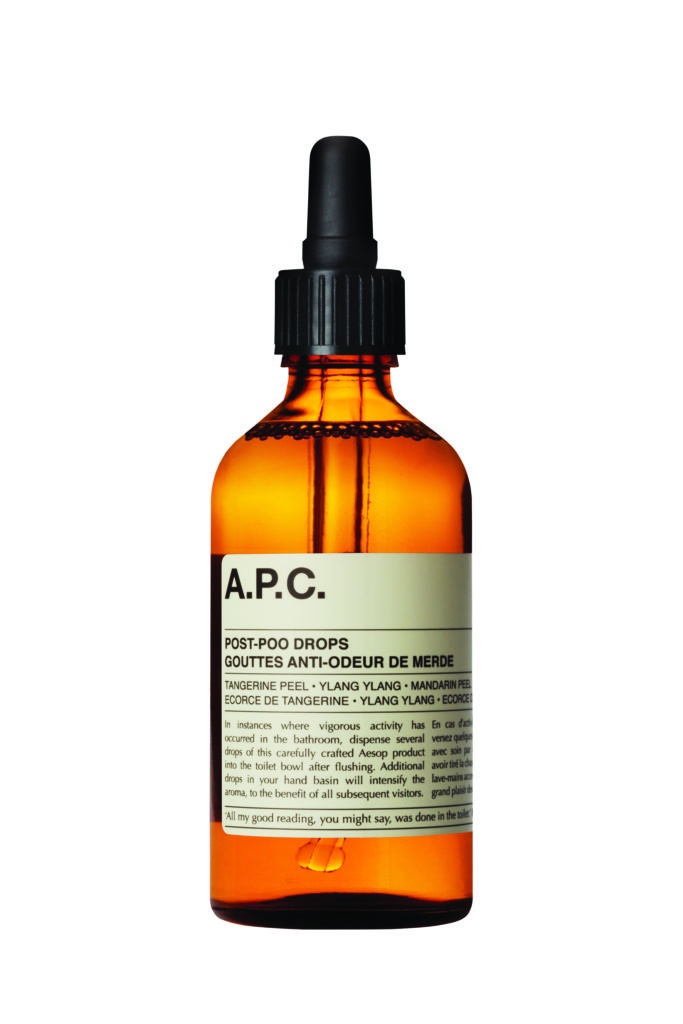 AESOP HOME APC POST POO DROPS 100mL C