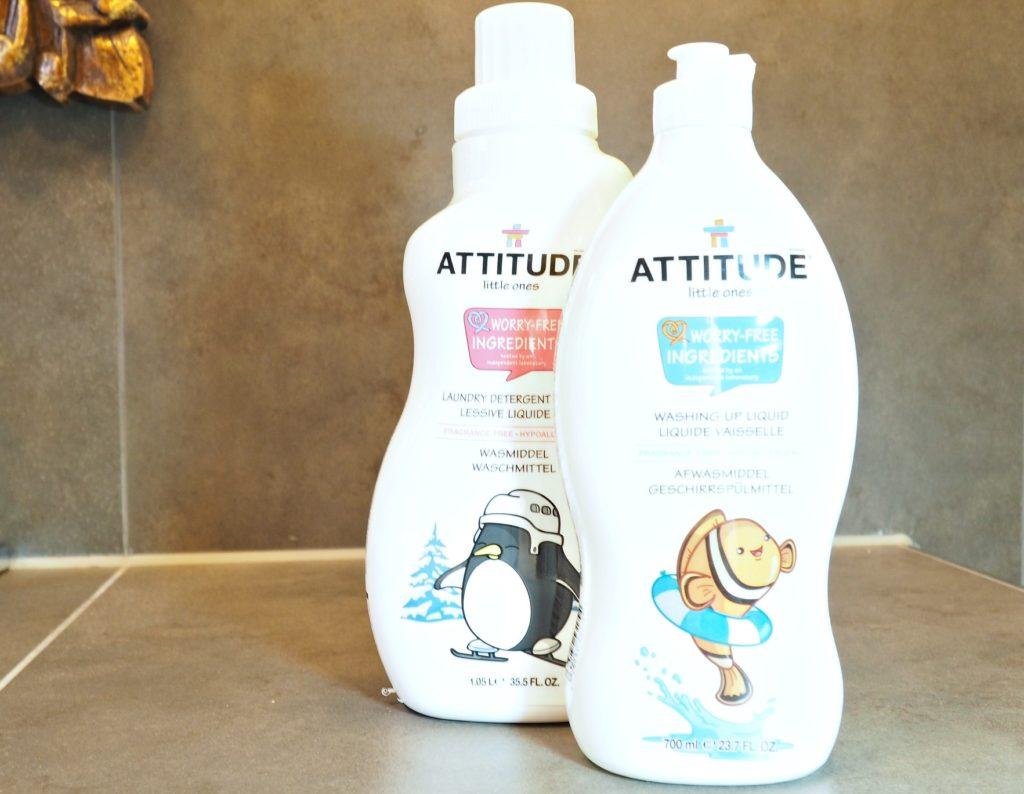 Attitude Waschmittel im Test