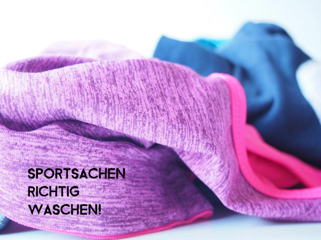 Sportsachen richtig waschen – 5 wichtige Tipps35936