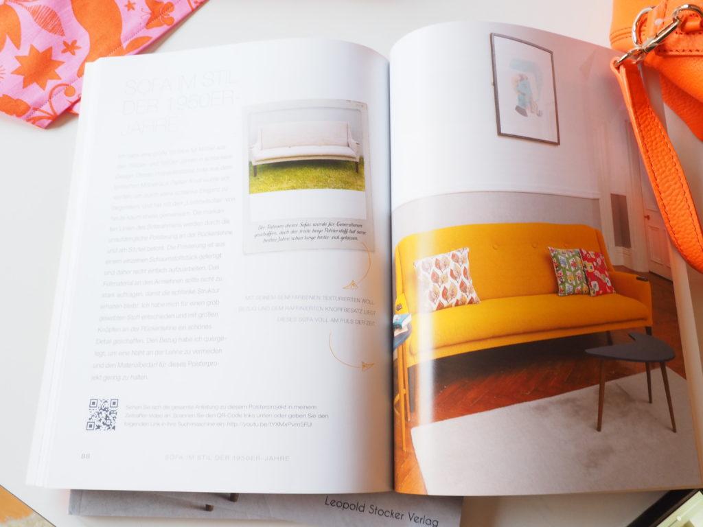 Mein Lieblingsbuch im März - Sofa, Sessel, Schemel & Co. Mit ...