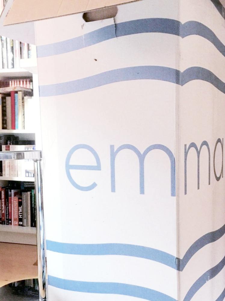 Emma Matratze Karton
