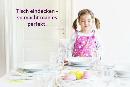 Osteressen: Tisch eindecken – so macht man es richtig86612