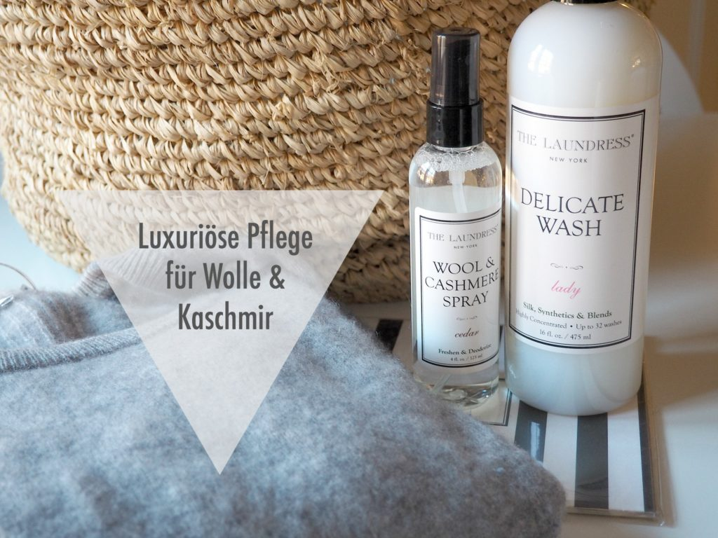 The Laundress: Kaschmir und Wolle pflegen – Luxus für die Wäsche!23139