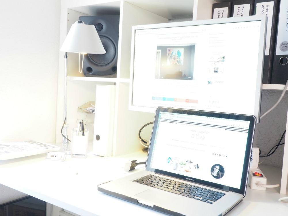 Büromakeover - Ordnung im Büro