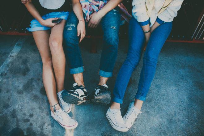 Sneaker Fotolia