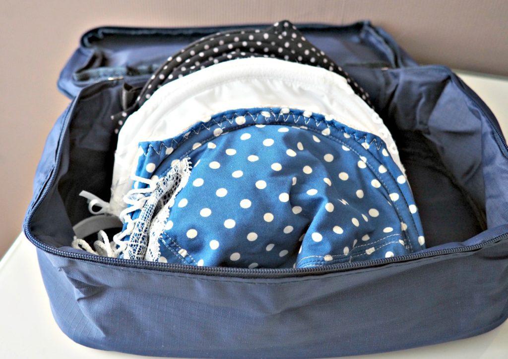 BH im Koffer