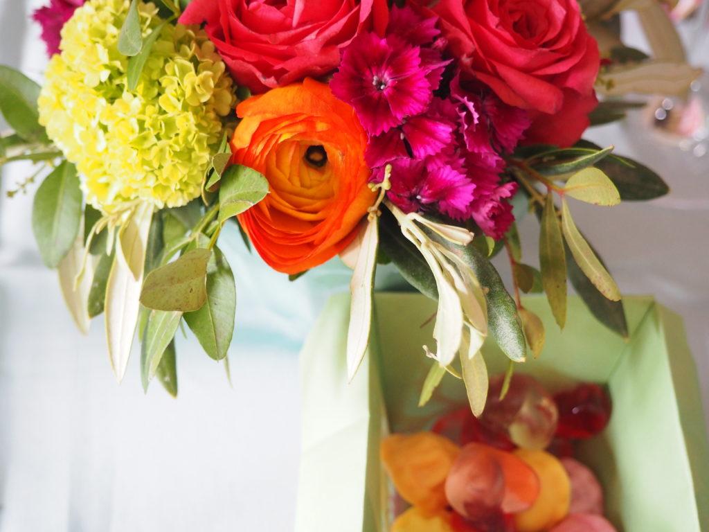Blumen zur Konfirmation