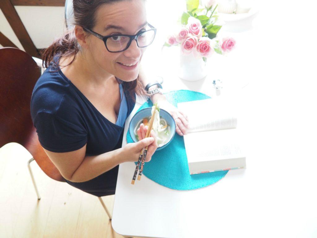 Bastei Lübbe Lesen und Essen