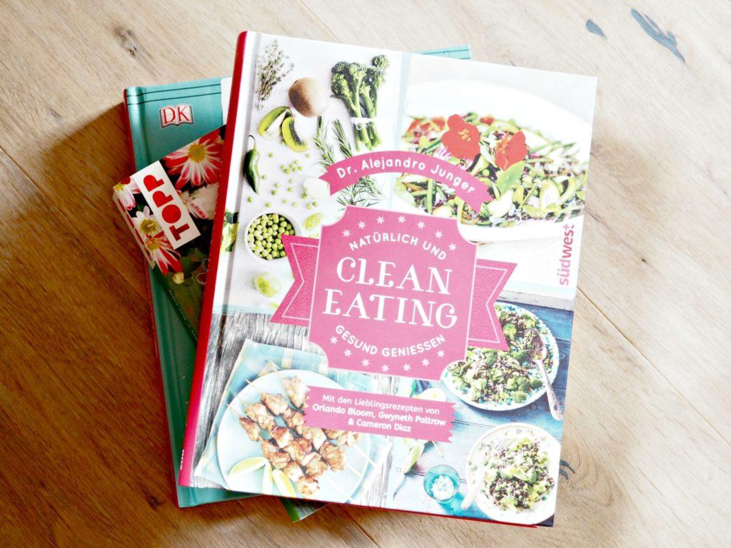 Für euch gelesen – Lesetipp für den Oktober: Clean Eating41271