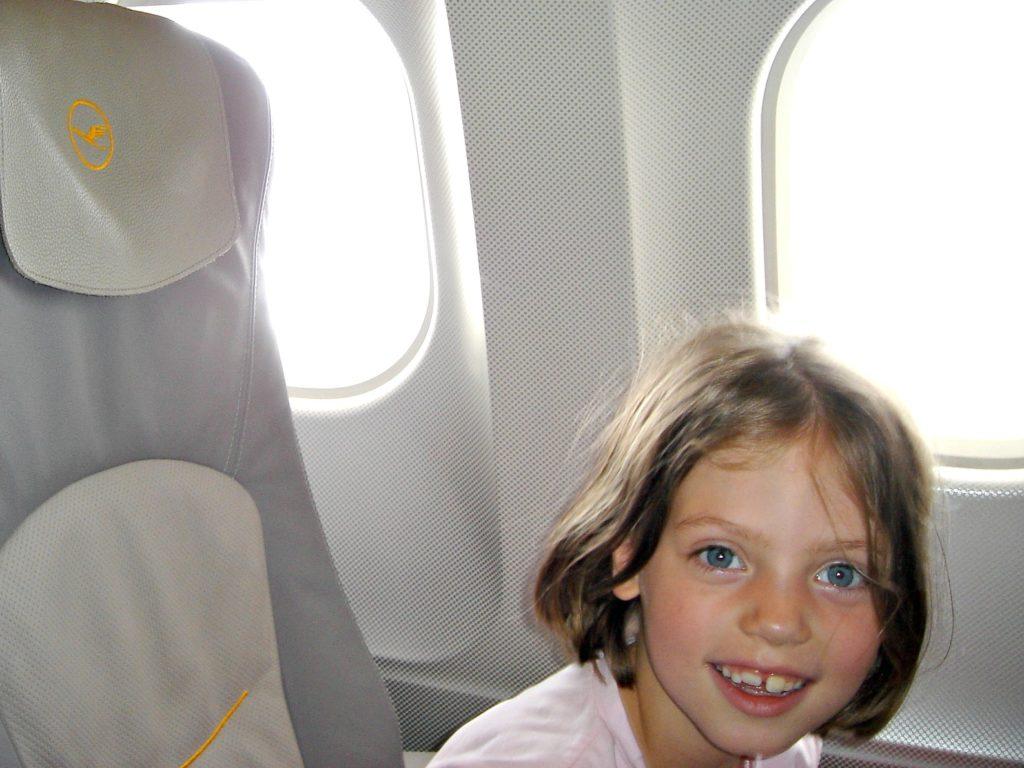 Sophie fliegt