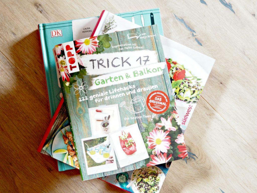Für euch gelesen – August Tipp: Trick 17 für Garten und Balkon74960
