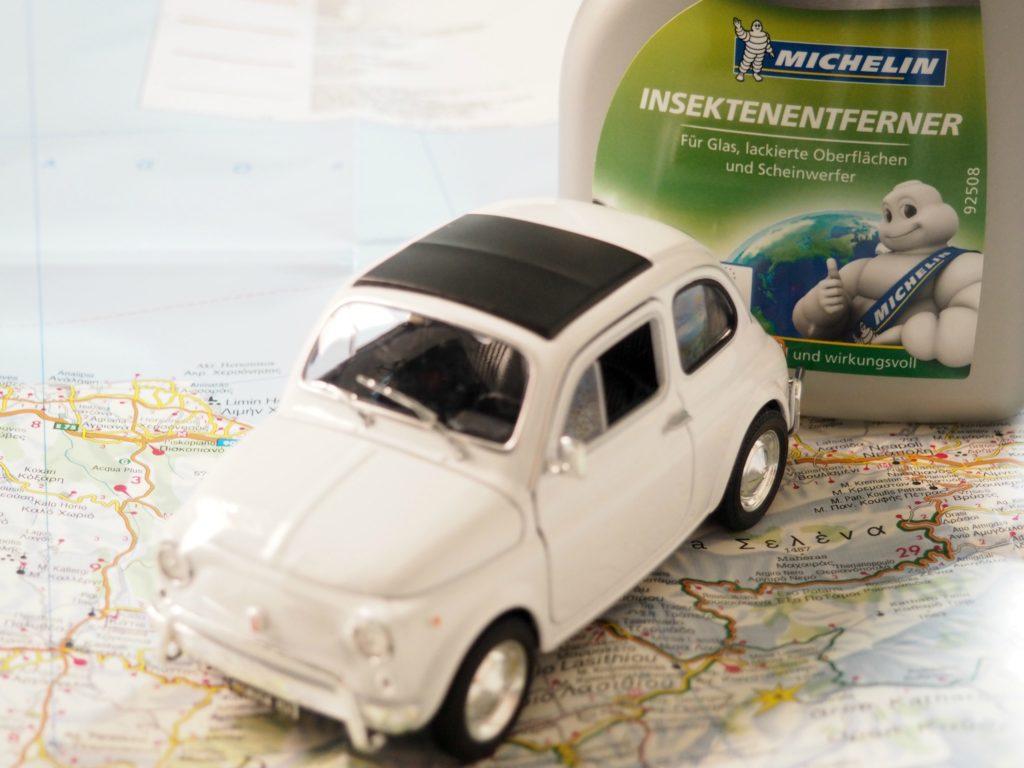 MICHELIN Umweltfreundliche Autopflege oder warum ich früher beim Autofahren geweint habe #Werbung55323