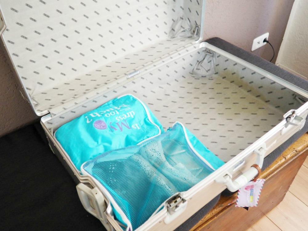 Der perfekt gepackte Koffer