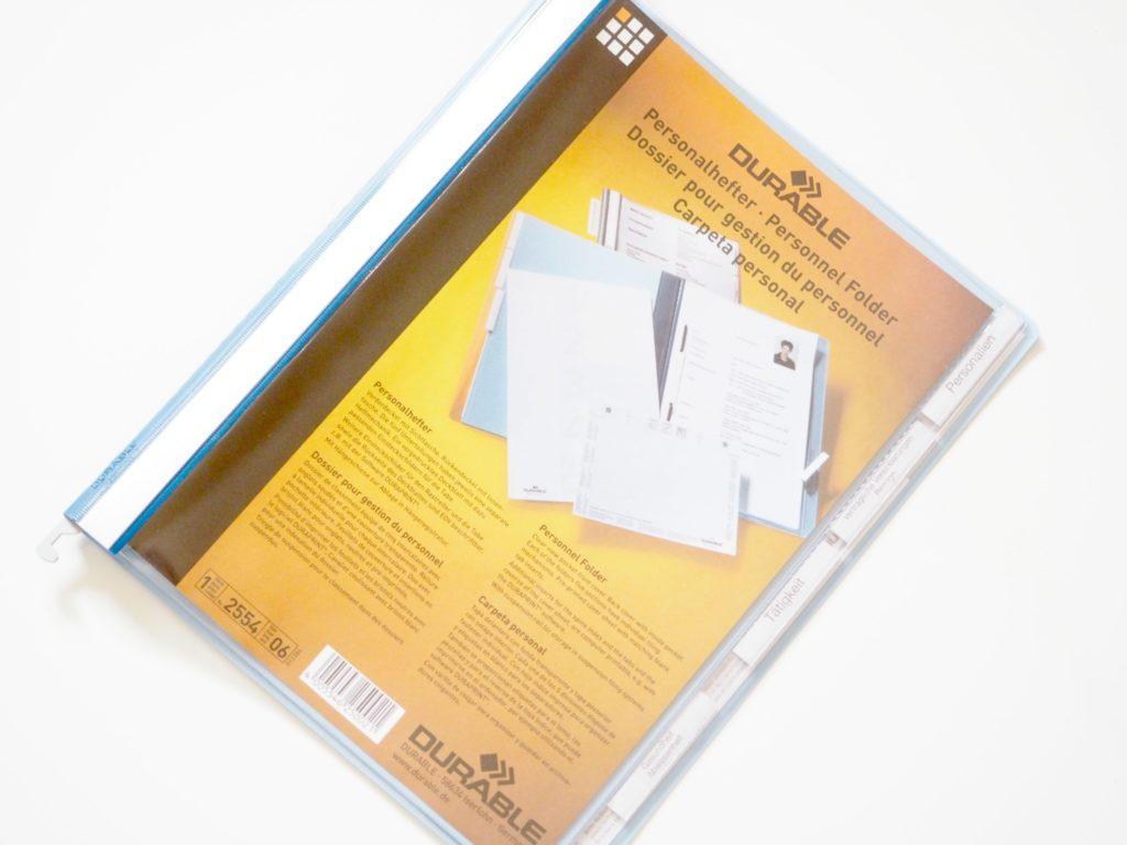 Hefter - Organisieren mit Hängeregistern