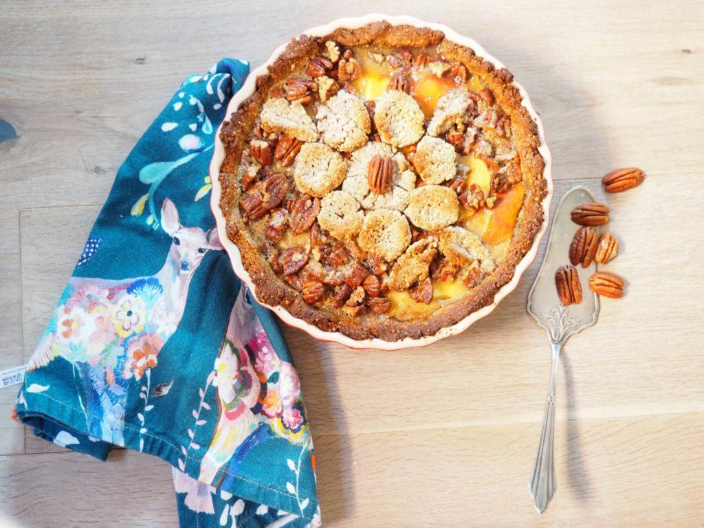 glutenfree pecan pie
