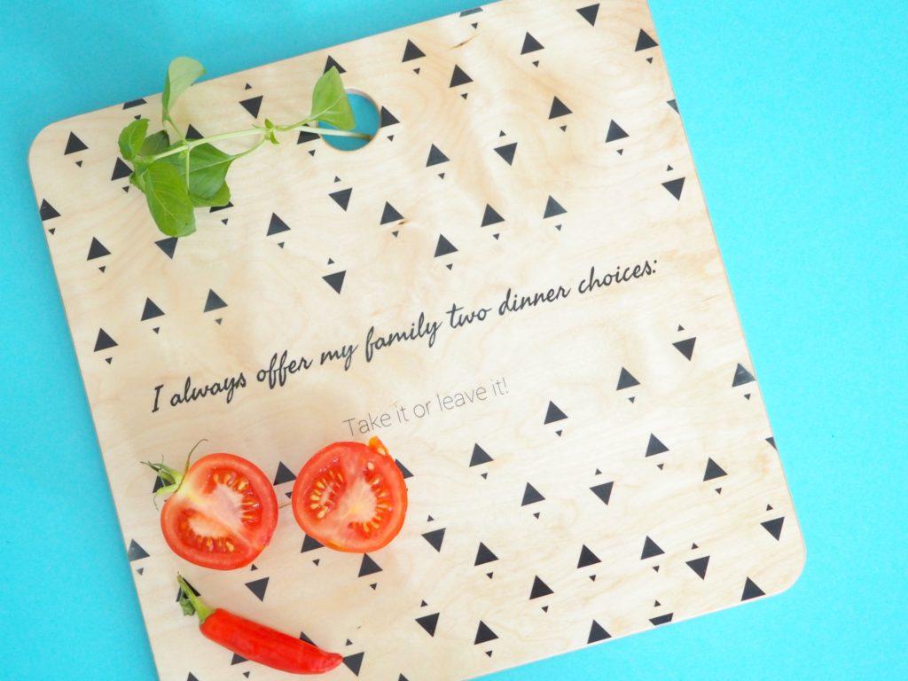 Das Fuchsbrettchen und selbst gemachte Tomatensoße #Werbung53544