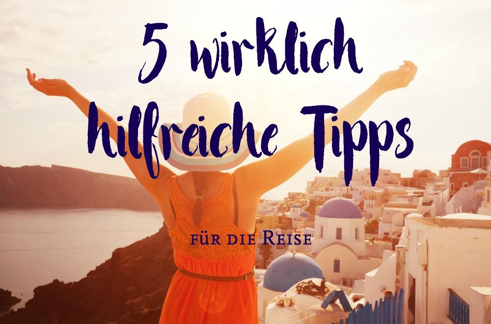 5 Tipps Reise shutterstock