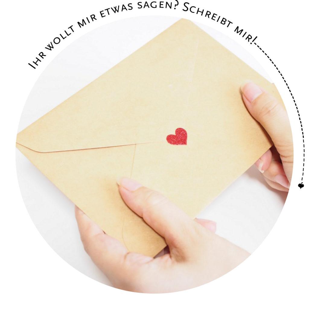 Liebesbriefchen für mich??