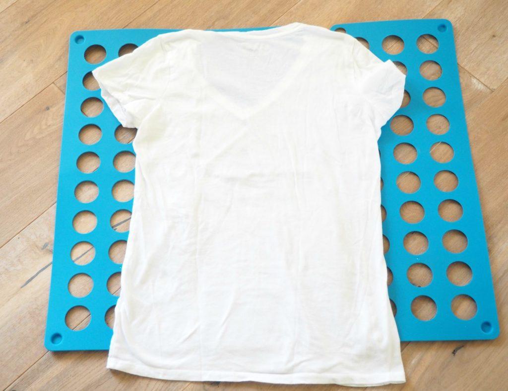 Shirts falten