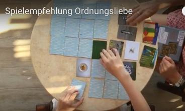 Spiel: Kunst aufräumen