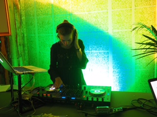 DJ Nachwuchs