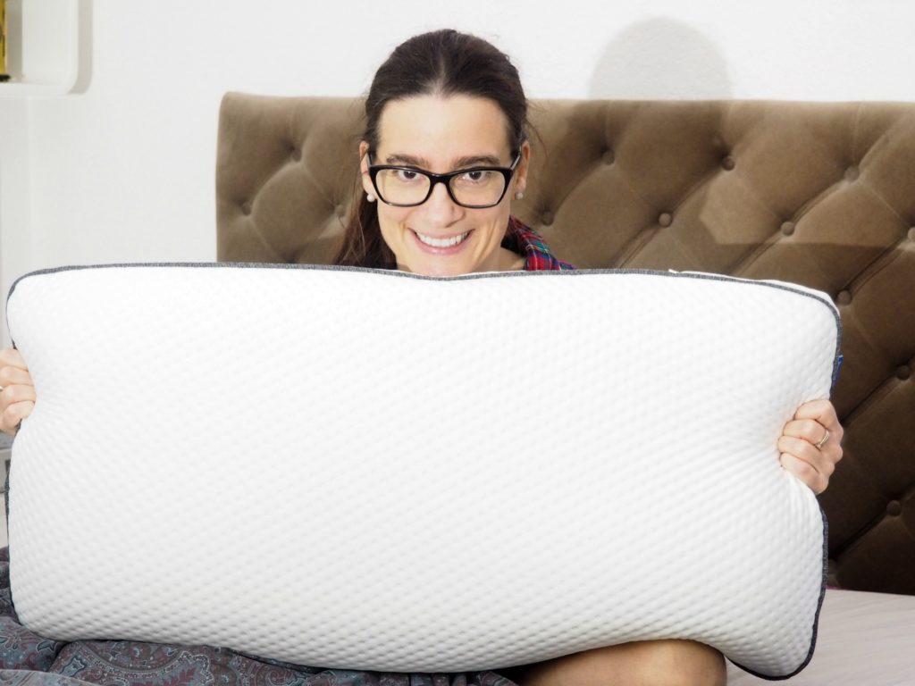 das emma kissen ein test ordnungsliebe. Black Bedroom Furniture Sets. Home Design Ideas