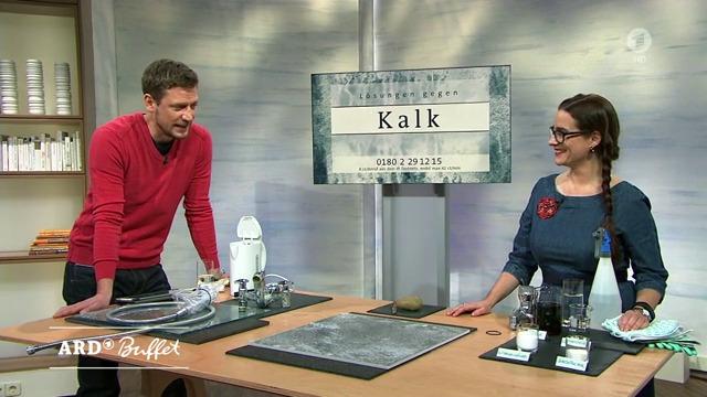 Sendung ARD Buffet_Kalk