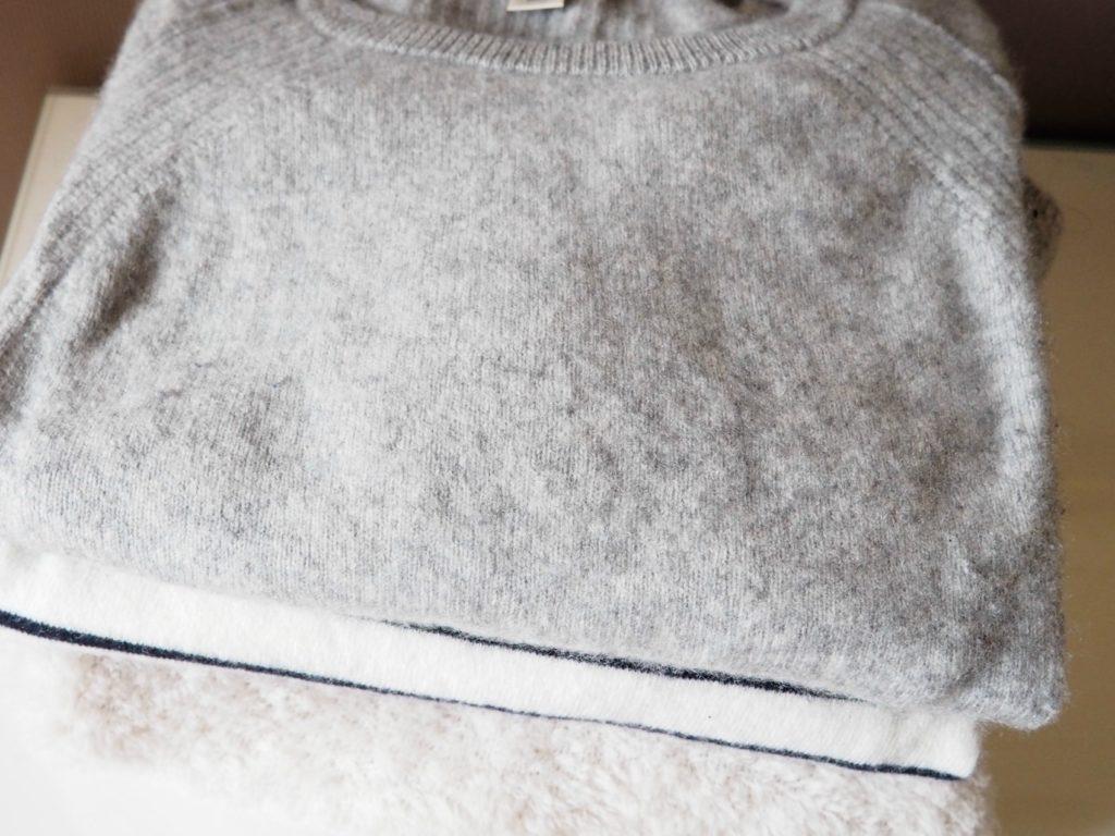 Pullover pflegen